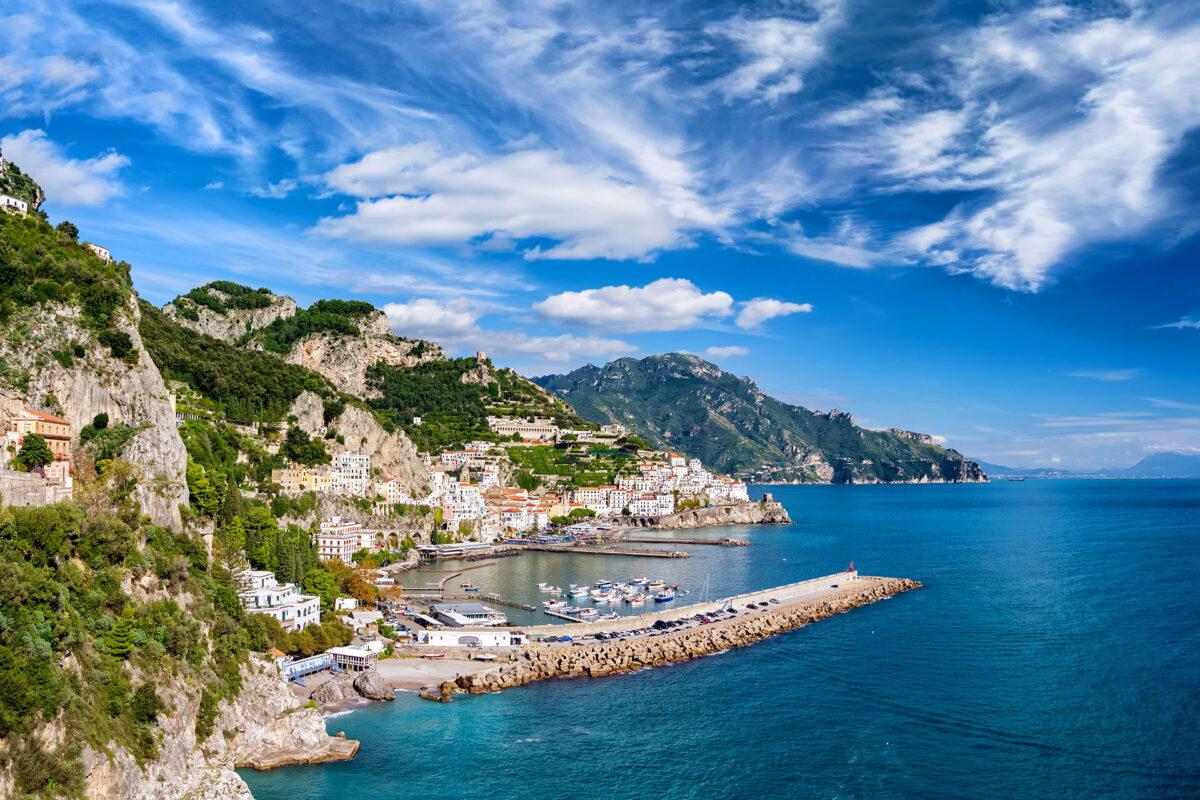 Yacht Charter Amalfi Coast