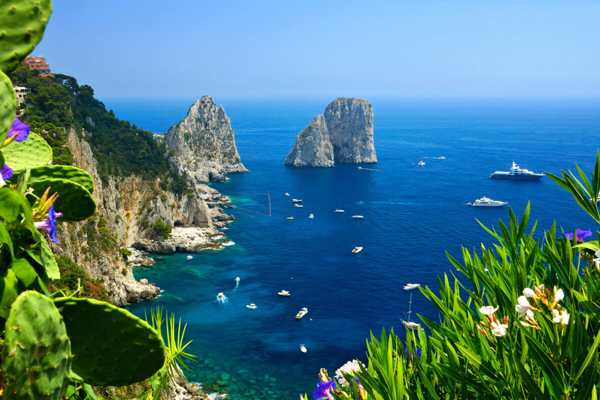 Yacht Charter Capri
